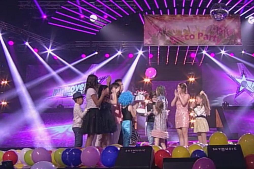 OVO ĆE ZAUVEK PAMTITI: Sergej SUMNJAO da devojčica peva UŽIVO, a onda se desilo nešto NEVEROVATNO!