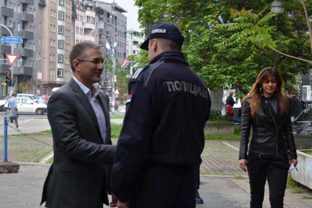 NEBOJŠA STEFANOVIĆ: Bezbednosna situacija u Srbiji stabilna