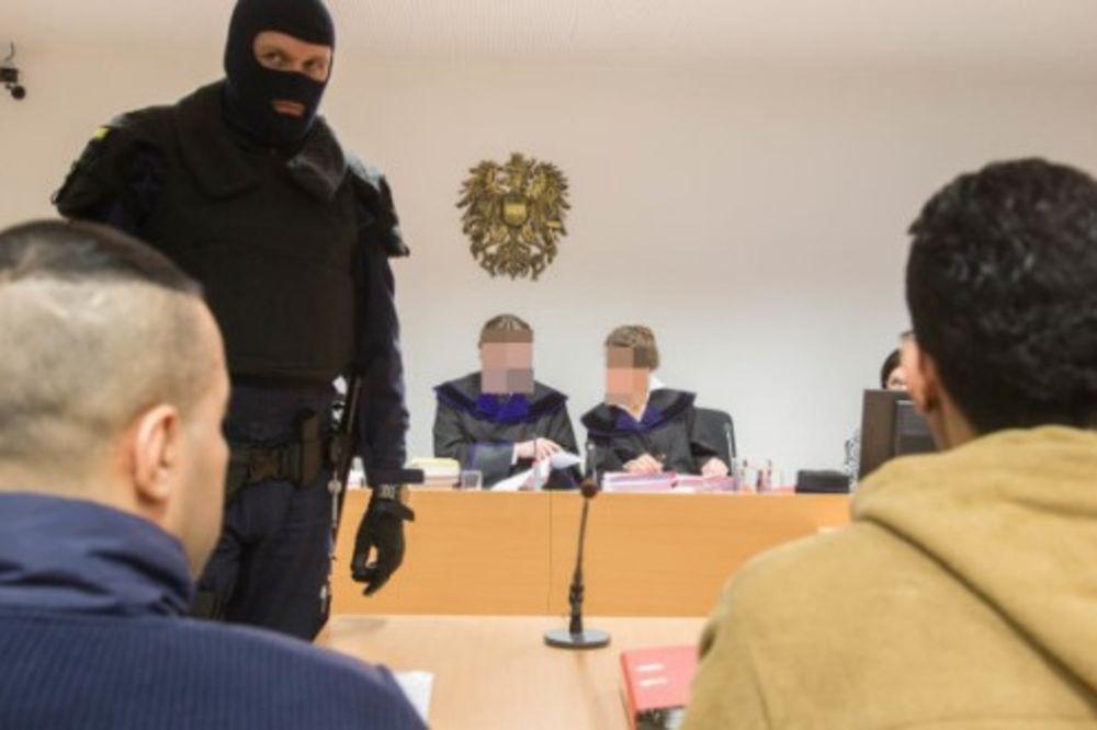 ROBIJAĆE U AUSTRIJI: Pomagači terorista iz Pariza osuđeni na višegodišnje kazne zatvora!