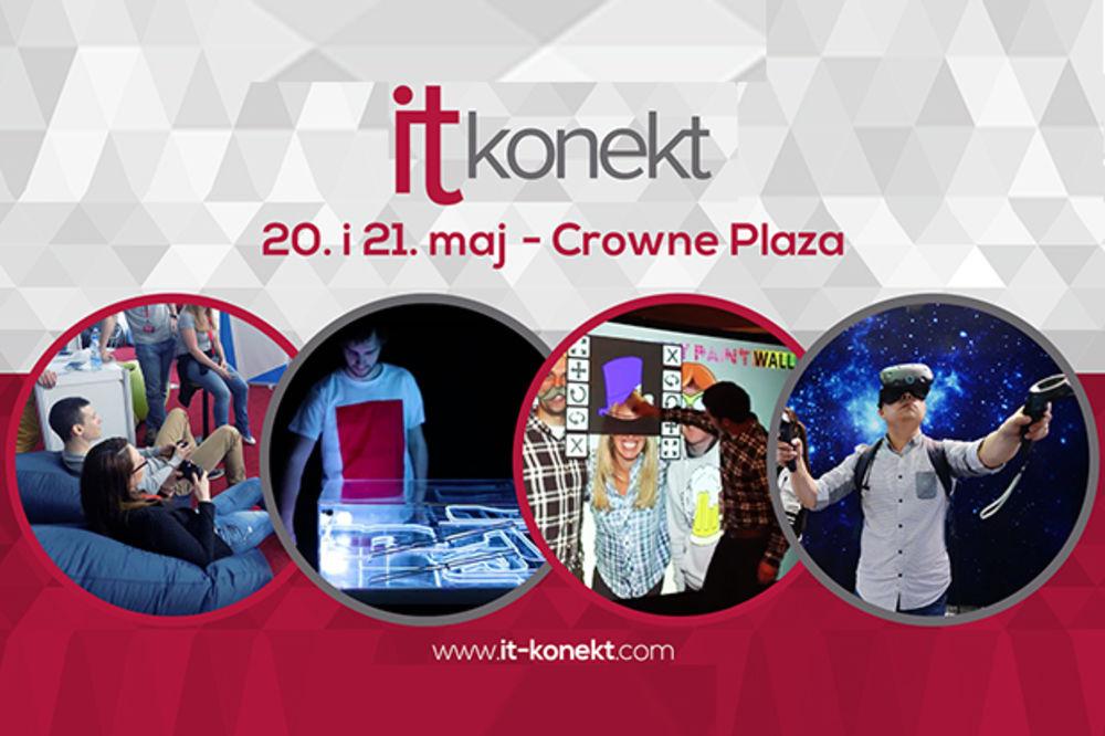 ITkonekt 2017 - 20. i 21. maja okuplja se cela IT industrija Srbije