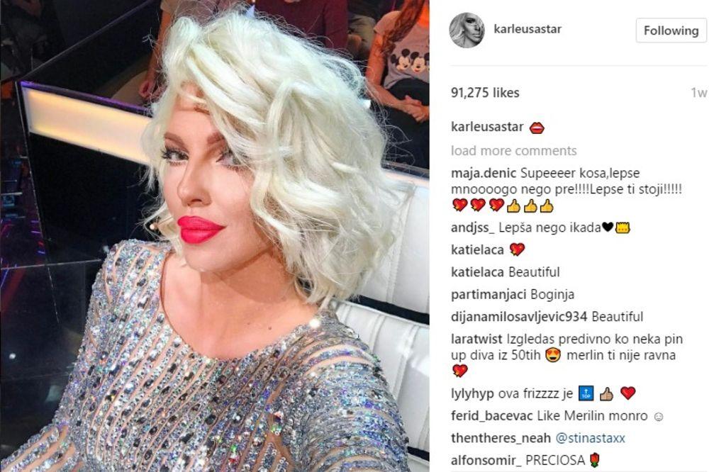 (FOTO) OPORAVILA SE OD OPERACIJE: Jelena Karleuša ovako sada izgleda!