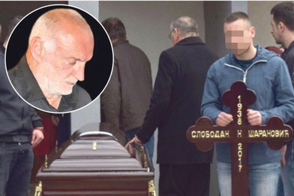 """PRIZNAO MI JE DA IMA NALOG DA ME LIKVIDIRA: Šaranović otkrio """"ubicu"""", osumnjičeni pušten na slobodu!"""