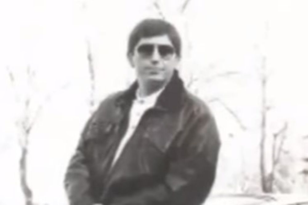 Goran Vuković Majmun, Foto: Jutjub printskrin