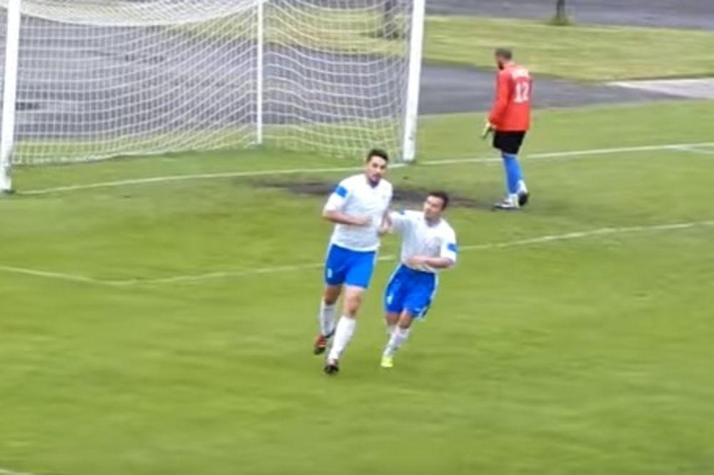(VIDEO) CRNOGORAC JE KRALJ STRELACA: Milivoje Mrdak postigao više golova od Ronalda i Mesija