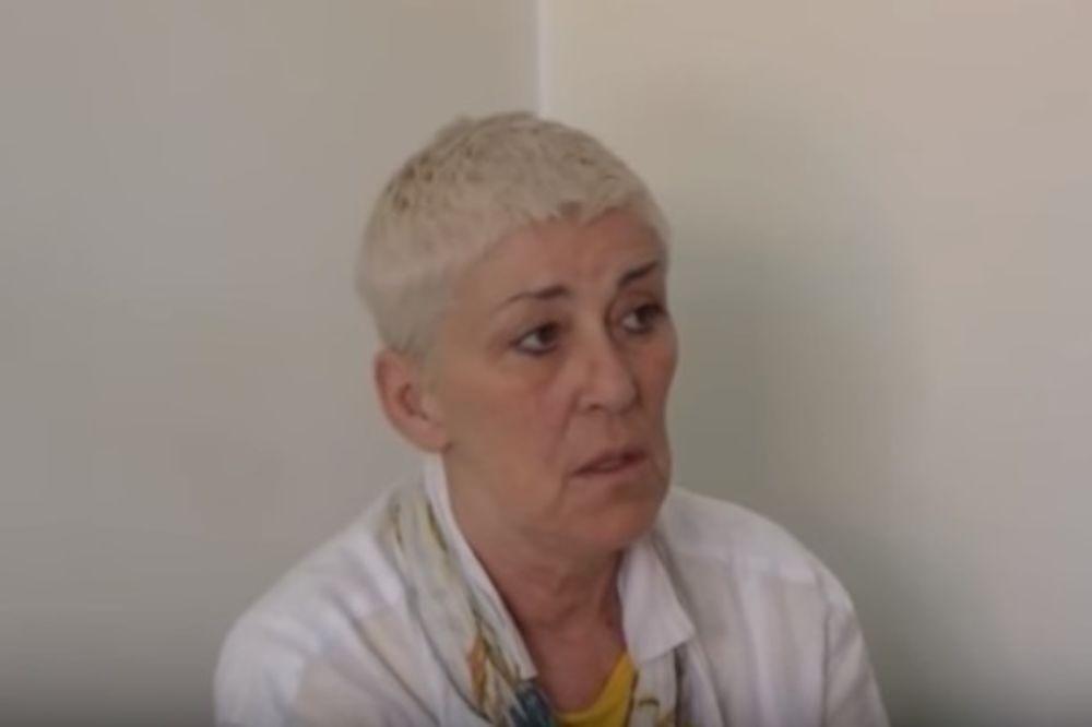 Sanja Sarnavka, Foto: Printscreen/ Youtube
