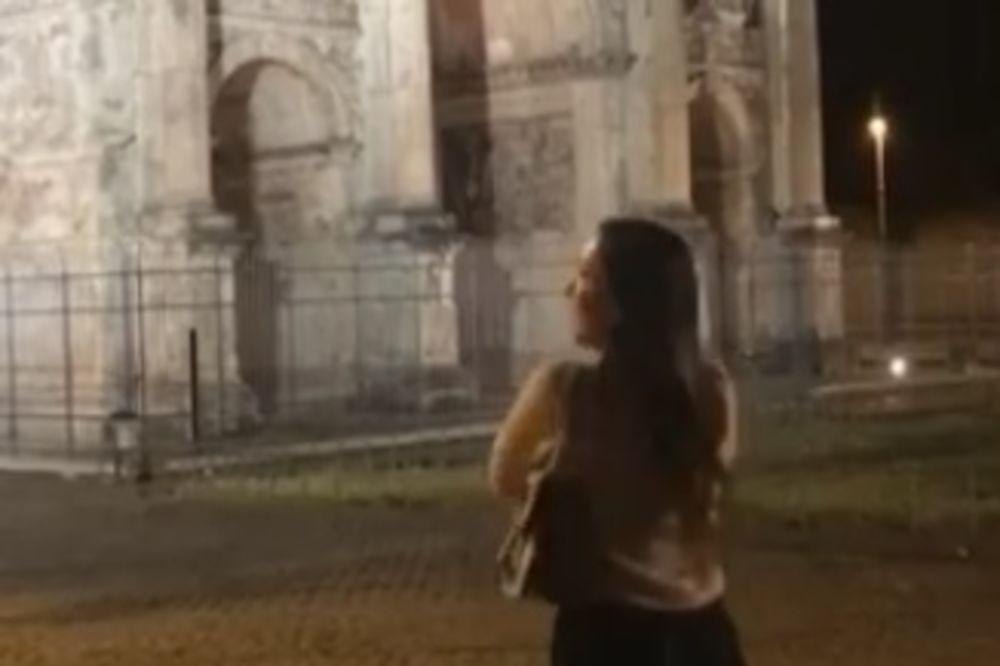 (VIDEO) HIT NA INTERNETU: Oduševiće vas kako đuska Jelena Janković