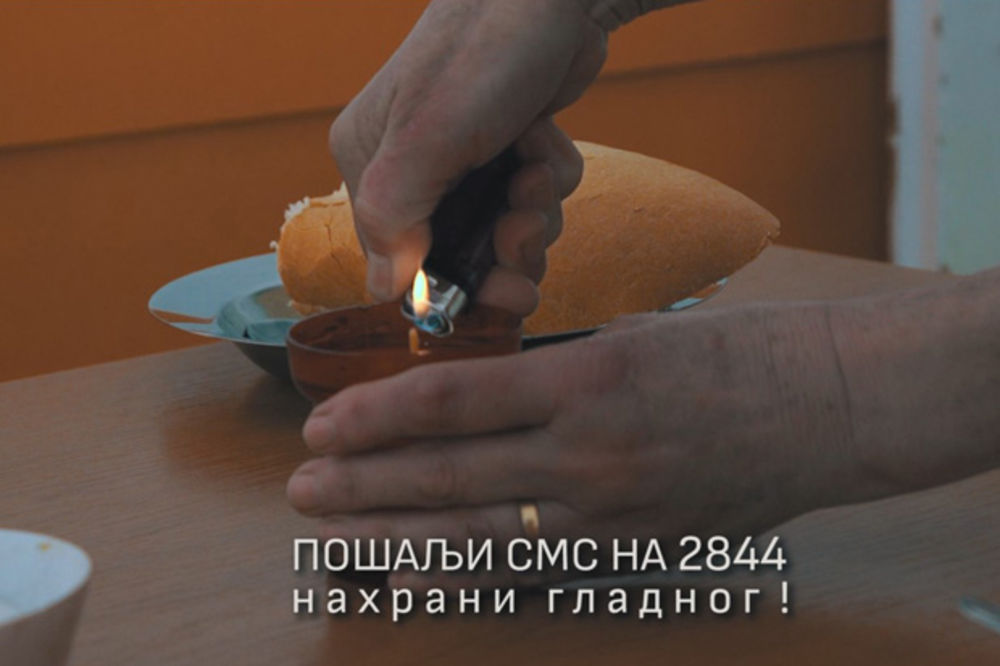 (VIDEO) NAHRANI GLADNOG: Pesma za pomoć crkvenoj narodnoj kuhinji