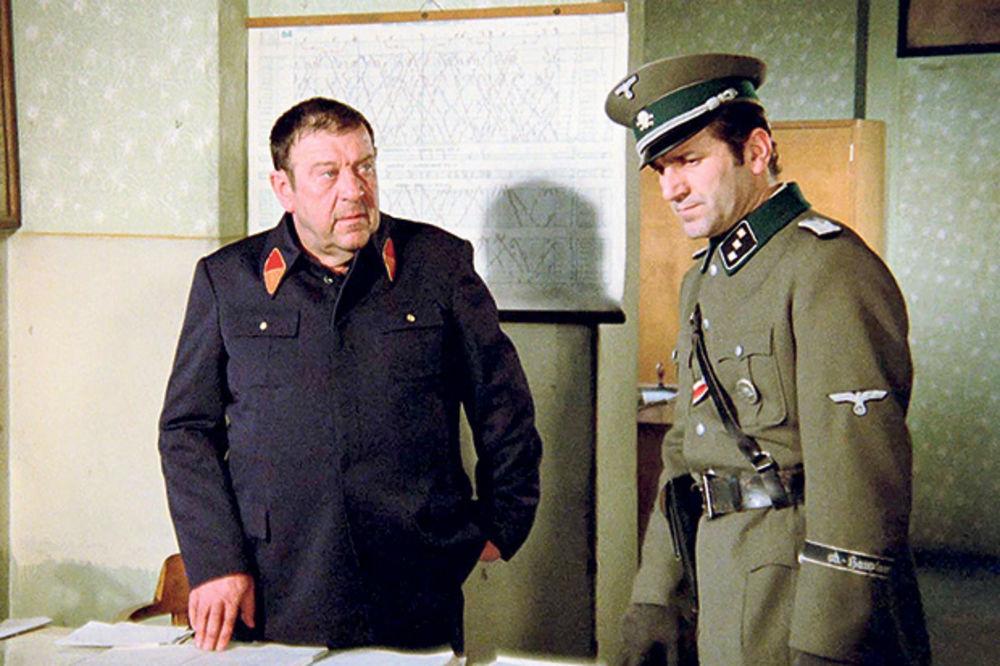 Naučili na njegovim greškama... Bata na snimanju filma sa Pavlom Vuisićem
