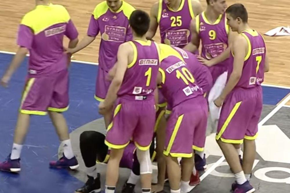 (VIDEO) ZA TROFEJ PROTIV PARIZA: Mladi košarkaši Mege u finalu Evrolige