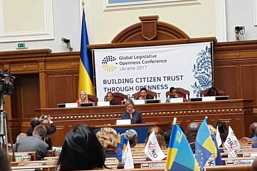 RADNA POSETA KIJEVU: Delegacija Skupštine Srbije na međunarodnoj parlamentarnoj konferenciji