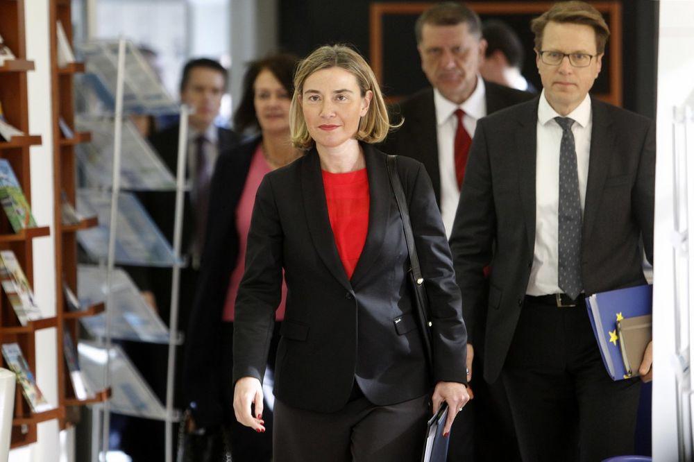 Federika Mogerini pozvala je u Brisel premijere Srbije, Crne Gore, Albanije, Makedonije, Bosne i Hercegovine i Kosova (Foto: AP)