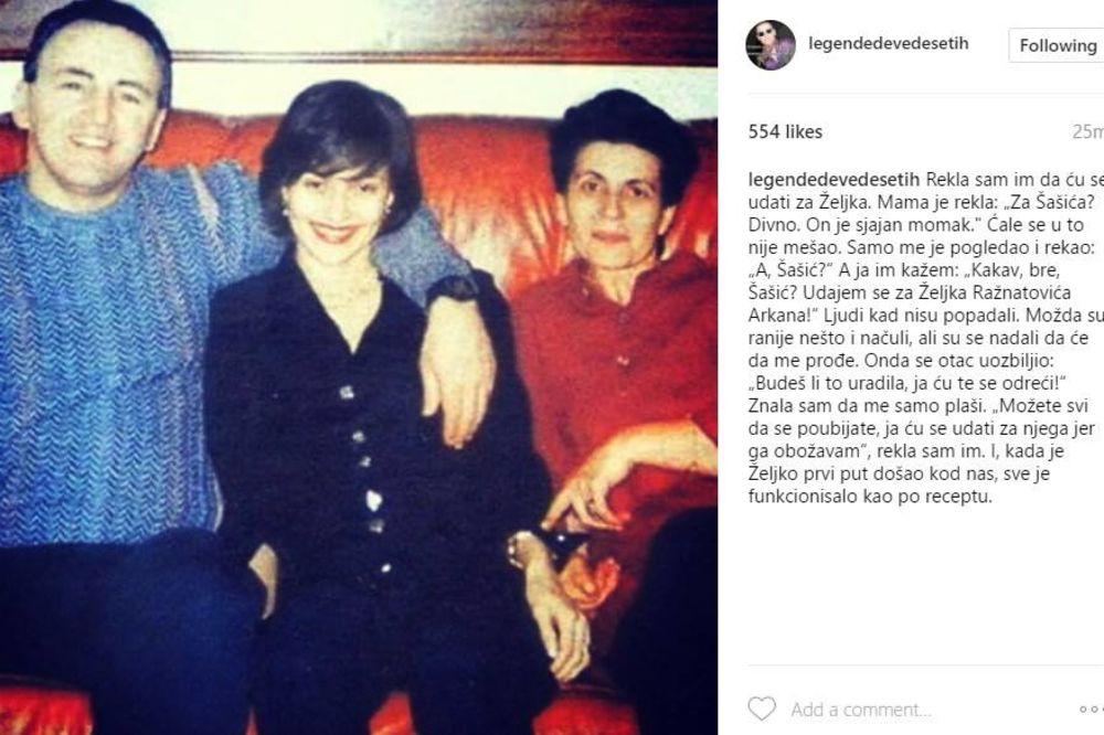 Foto: Printskrin/Instagram