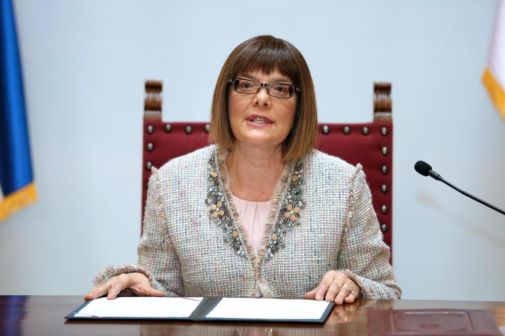 ASTANA: Predsednica Skupštine Srbije razgovarala s premijerom Kazahstana!