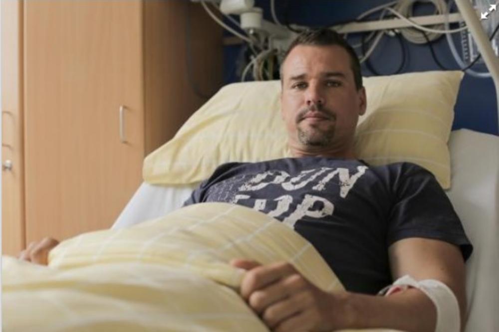 MOGAO DA UMRE ZBOG GREŠKE LEKARA: Bečki policajac žalio se na jake bolove u stomaku, a lekar ga pustio kući sa tabletom za smirenje