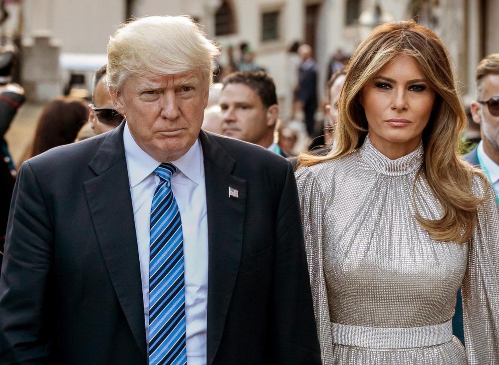 подаются жены трампа фото сейчас все посмотрев вот