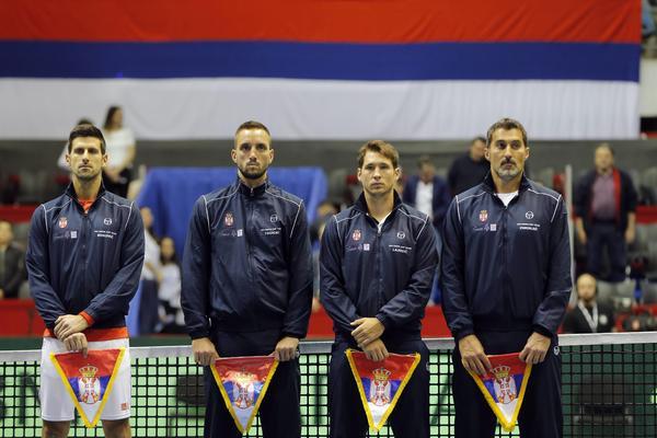 SPEKTAKL U NAJAVI: Dejvis kup reprezentacija Srbije dočekuje
