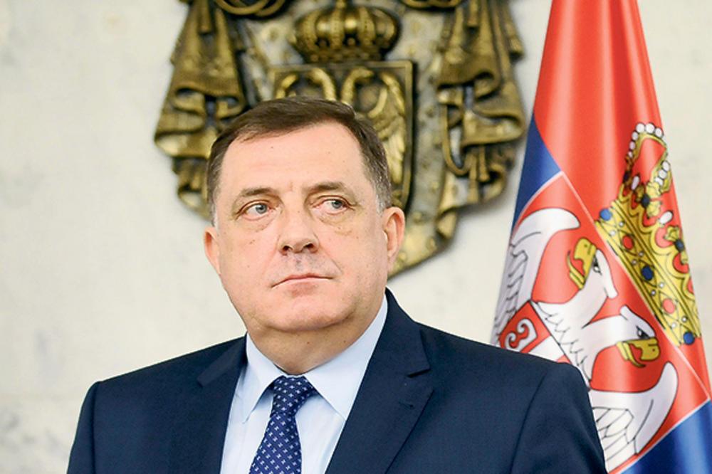DODIK: Srpska našla svoj primerak Dejtonskog sporazuma, a Sarajevo tim dokumentom manipuliše