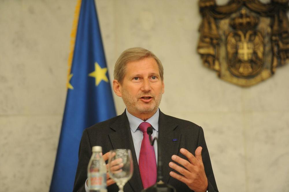 JOHANES HAN: Ovo je odlučujuća godina za Balkan