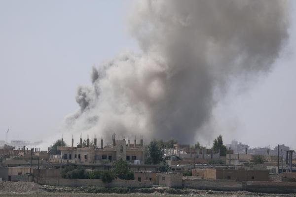 BUKTI RAT U SRCU ISLAMSKE DRŽAVE – Kurdi otvorili novi front, džihadisti u panici! VIDEO