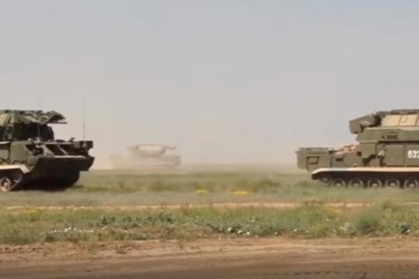 PUTINA NEPRIJATELJSKA AVIJACIJA VIŠE NE ZABRINJAVA – Ovako gruva ruski PVO! VIDEO