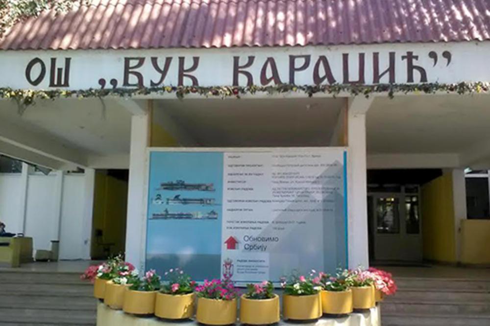 POSLE 37 GODINA: Vukova škola u Vranju dobija novo ruho