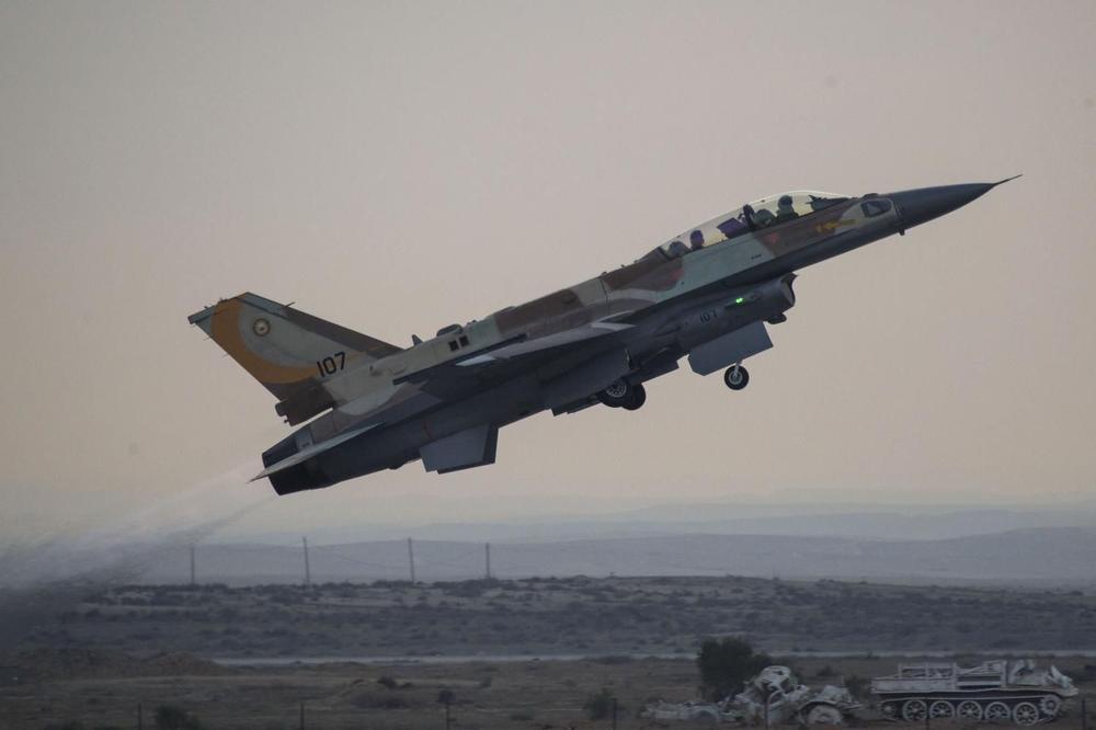 ODMAZDA ZA NAPAD HAMASA – Izraelska vojska ponovo bombardovala pojas Gaze!?