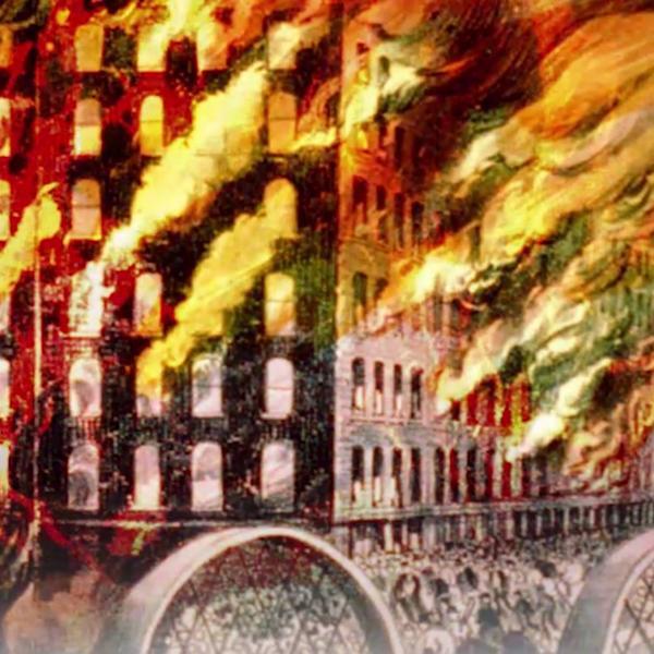 (KURIR TV) Najveći požari u istoriji