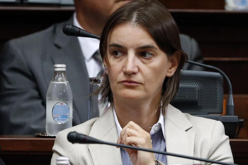 ĐORĐE VUKADINOVIĆ: Brnabić je predložena samo zato što ničim ne može da ugrozi Vučićev autoritet