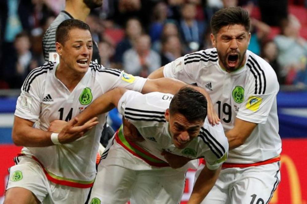 (VIDEO) MEKSIKANCI ODOLELI PORTUGALCIMA: Moreno šokirao evropskog šampiona u 91. minutu!