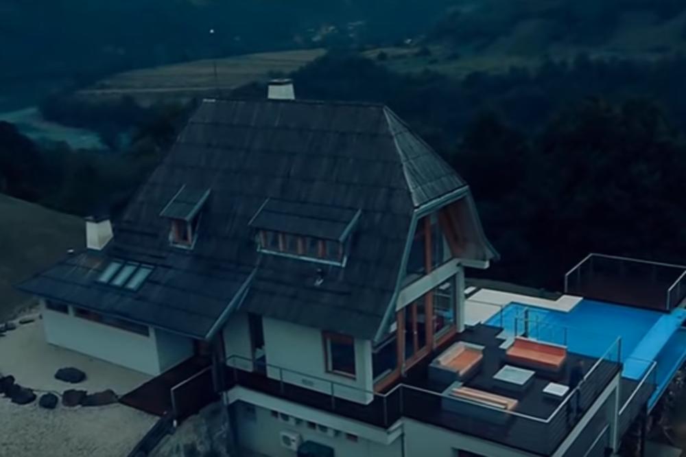 Milos Teodosics house