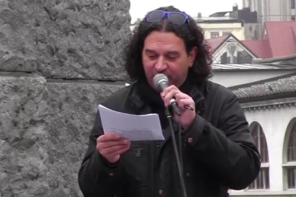 SLOVENIJA U SUZAMA: Nožem ubijen omiljeni glumac Čašpar Tič