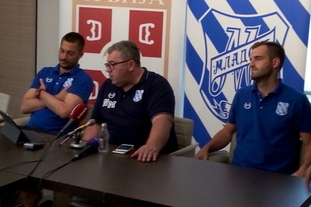 MLADOST GOSTUJE U AZERBEJDŽANU Milovanović: Imamo pravo na nadu protiv Inter Bakua