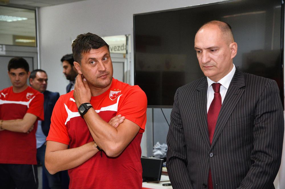ZVEZDIN DIREKTOR UPOZORANA: Evo šta Mrkela vidi kao snagu Maltežana