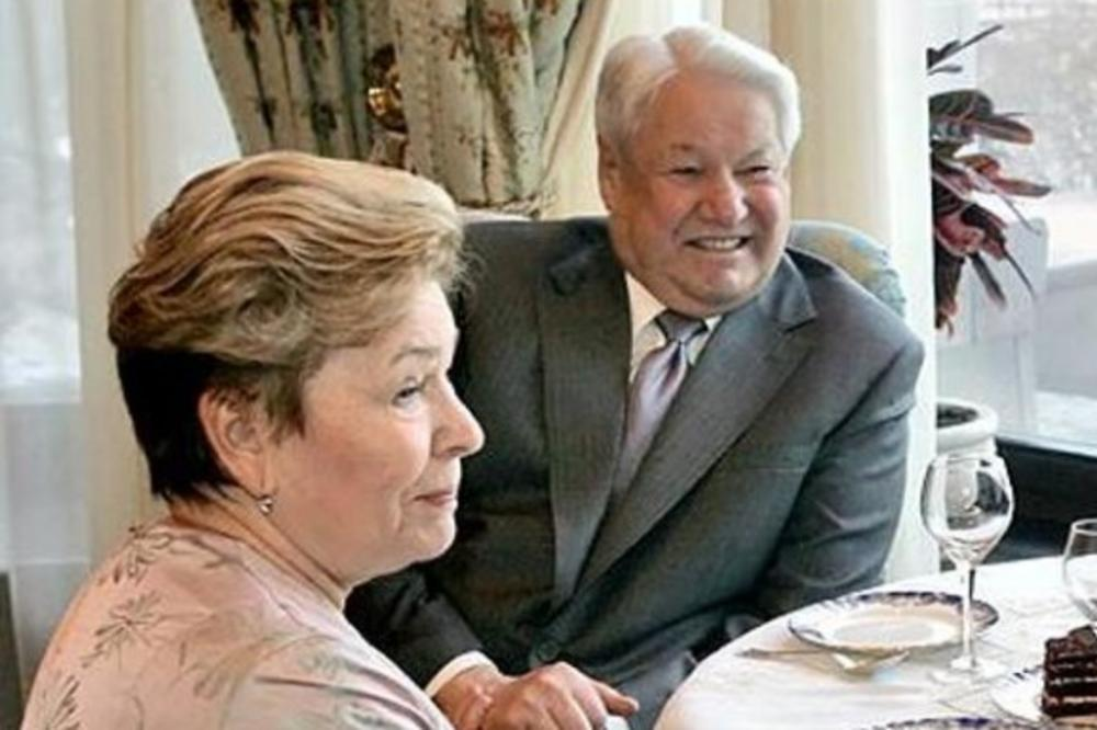 PROGOVORILA UDOVICA PRVOG RUSKOG PREDSEDNIKA: Bili smo pogubljeni i Jeljcin i ja, spasao nas je jedan čovek!