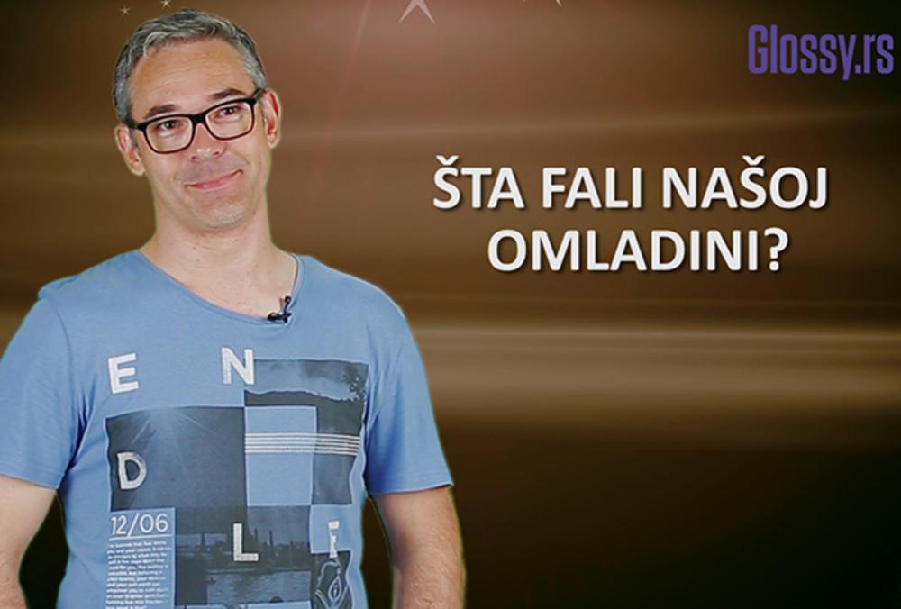 Glossy lično - Miloš Maksimović: Pobegao sam sa televizije zbog nepristojne ponude