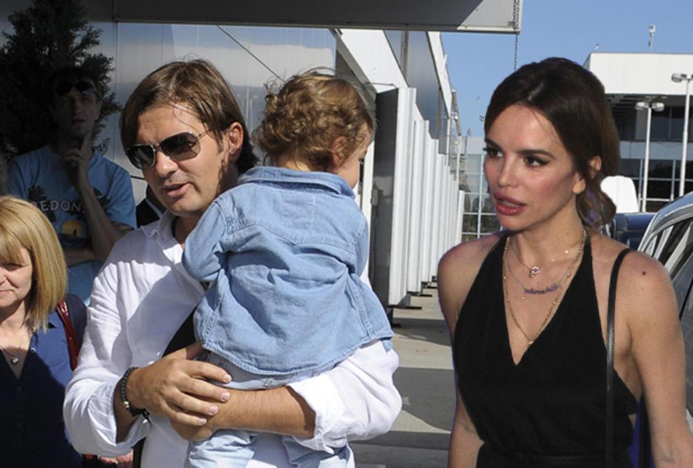 MILAN POPOVIĆ ISKRENO: Žao mi je što je Severina izgubila bebu zbog suđenja za starateljstvo!