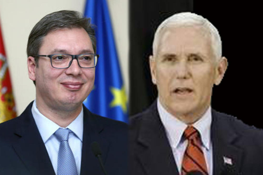 GLAS AMERIKE UOČI VUČIĆEVE POSETE SAD: Vreme je da se Beograd opredeli