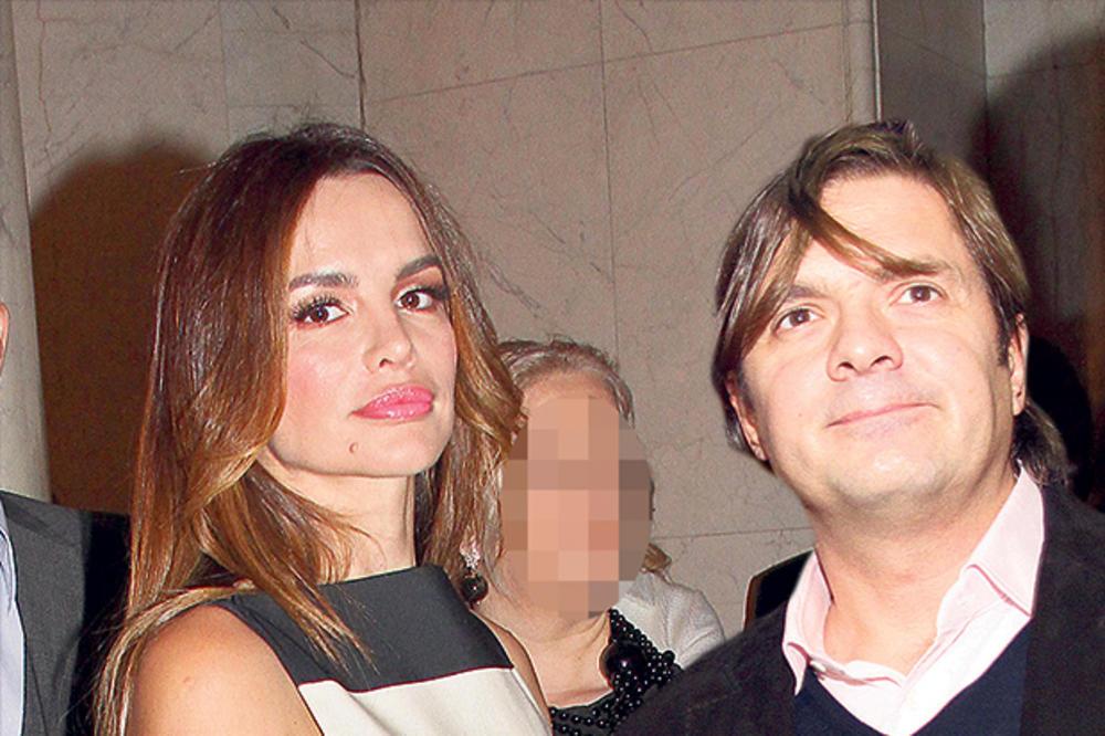 (FOTO) SEVERINA NASTAVLJA PO SVOM: Pevačica ponovo uradila nešto što će razbesneti Milana Popovića!