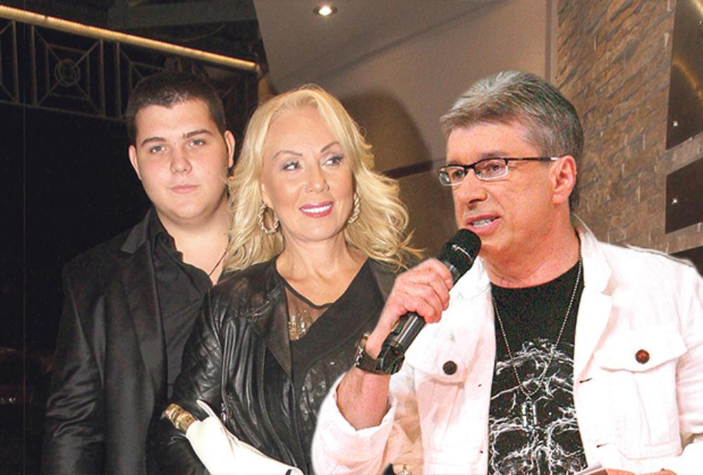 BRENIN SIN U ŽIRIJU NA PRAKSI: Viktor umesto majke bira nove Zvezde Granda