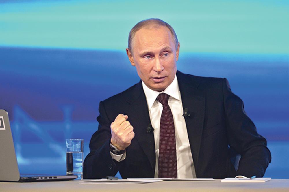 OVAKO SU RUSI GLASALI: Evo ko im je najuticajnija ličnost, a nije Putin