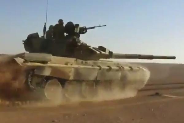 BURE BARUTA JE… ĆORAK! –  Ako Rusija i SAD zarate to neće biti u Siriji nego ovde..
