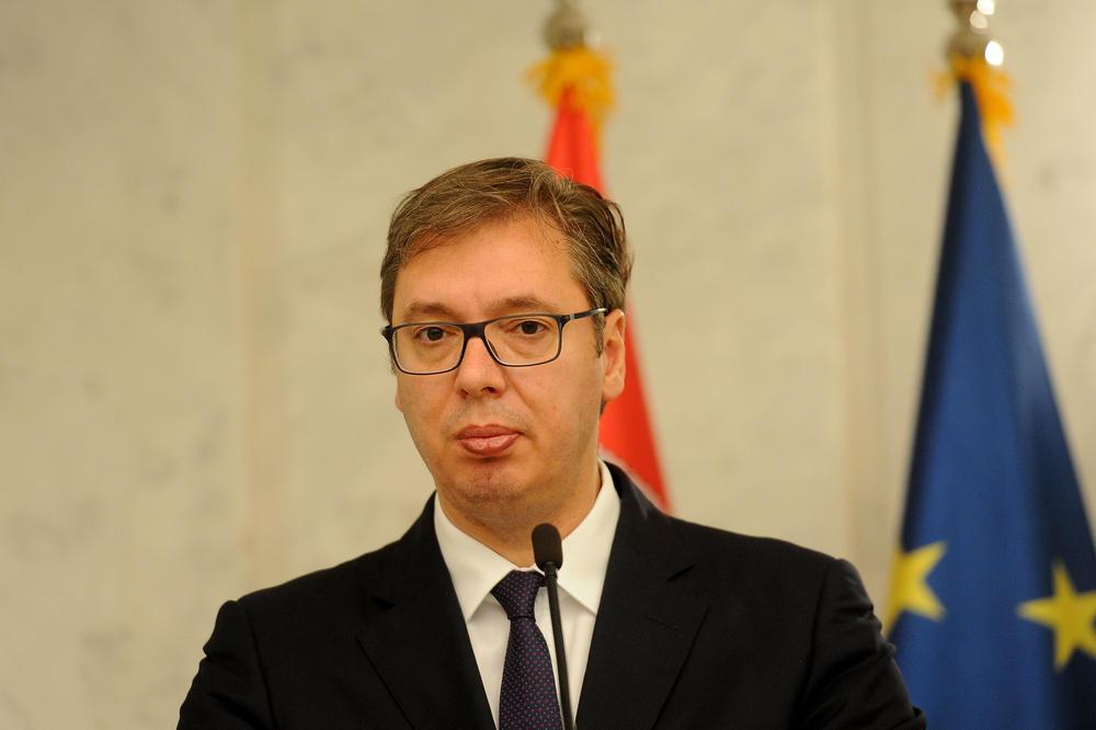 SUSRET SA POTPREDSEDNIKOM MAJKOM PENSOM: Vučić u dvodnevnoj poseti SAD