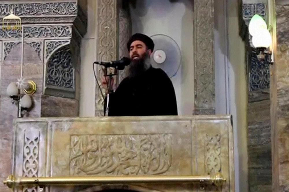 KURDSKI OFICIR UVEREN: Al Bagdadi je živ, eno ga blizu Rake!