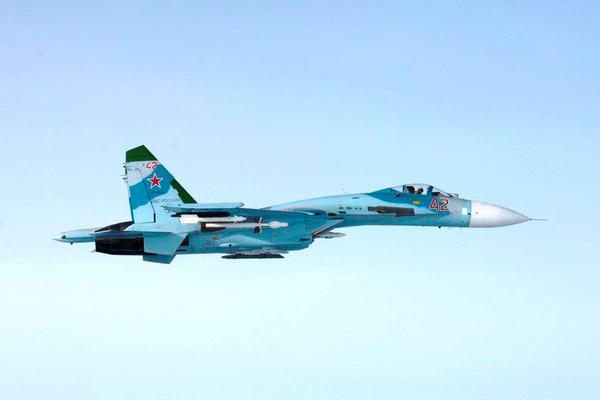 DRAMA NA NEBU OKO RUSIJE – Ruski lovci za 7 dana išli u presretanje čak 6 puta!