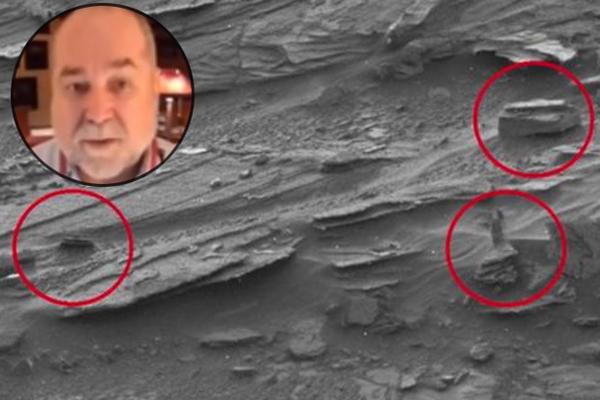 ŠOKANTNO OTKRIĆE BIVŠEG AGENTA CIA – Na Marsu postoji kolonija dečijih robova!