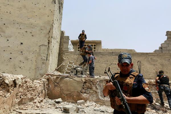 IRAČKI GENERAL NAJAVIO UŽAS – Islamska država se u Mosulu bori do smrti, čekaju nas još teže borbe!