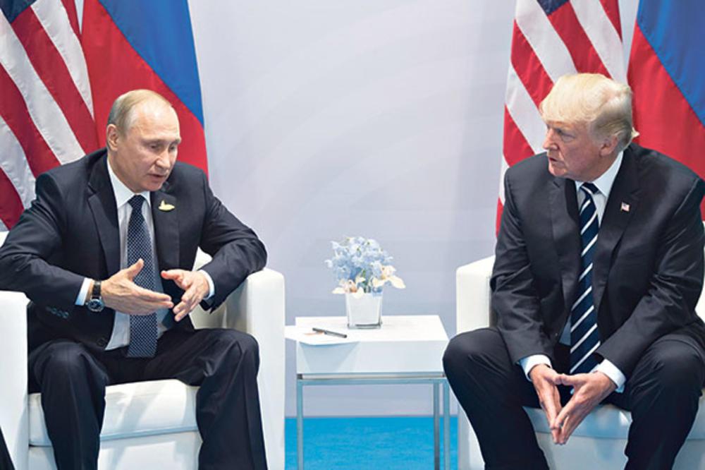 TRAMP HOĆE SASTANAK SA PUTINOM: Moram da razgovaram s njim, treba nam pomoć Rusije!