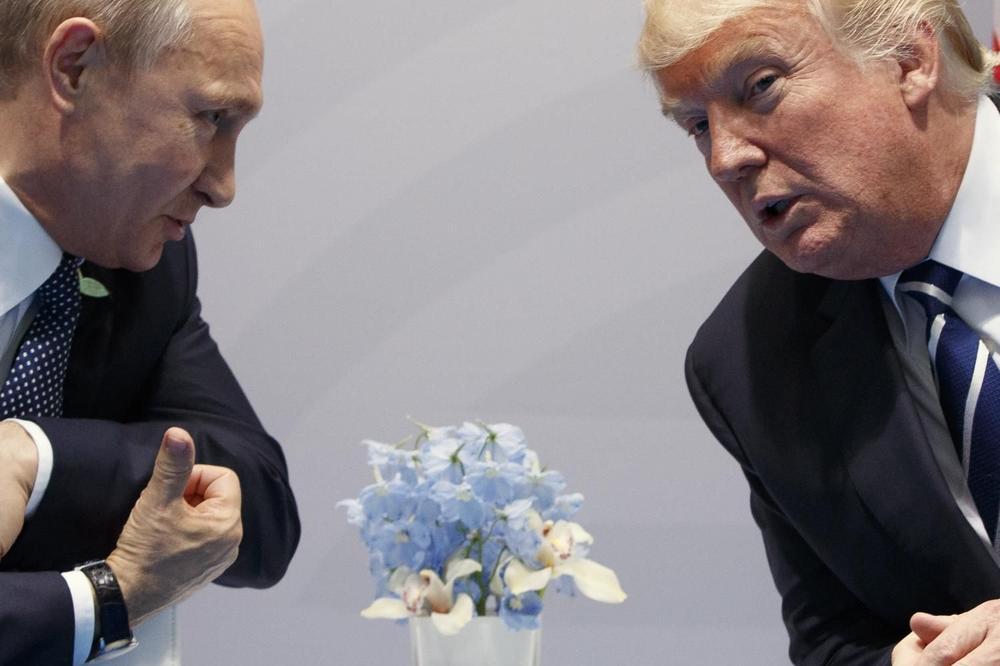 PROGOVORIO PREDSEDNIKOV TELOHRANITELJ: Putinov čovek dao Trampu vrlo nepristojnu ponudu