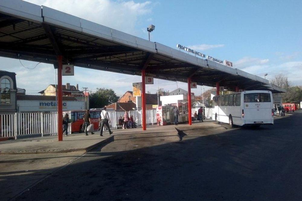 NESREĆA U NIŠU: Starica se dovezla u grad, a onda ju je pregazio isti autobus s kojim je došla