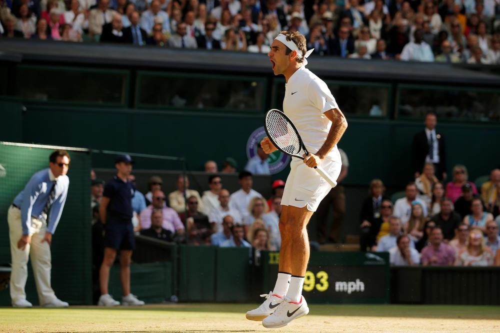 ZVONI MI U GLAVI: Federer se probudio uz jake bolove. Otkrio šta je radio celu noć